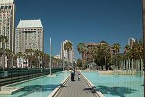 Take a walk through San Diego by Christian Hallweger