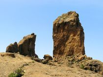 Roque Nublo by gscheffbuch
