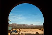 Wüste Ausblicke von Christian Hallweger
