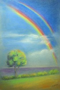 Licht und Regenbogen by Marita Zacharias