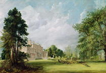 Malvern Hall, Warwickshire by John Constable