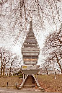 Fernsehturm von Bratislava by Christian Hallweger