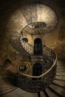 Forgotten Staircase von Jarek Blaminsky