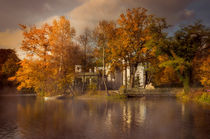 Golden leaves  von Jarek Blaminsky