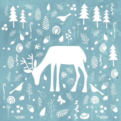 Deer-in-the-woods6500
