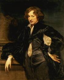 Self portrait von Sir Anthony van Dyck
