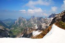 Im Alpstein von Gerhard Albicker