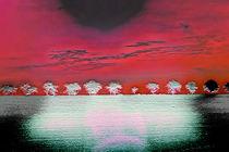 Horizontal Feeling von GabeZ Art