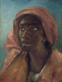 A Young Negro Woman  von Theodore Gericault