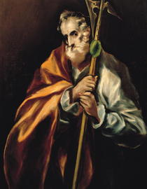 St. Jude Thaddeus von El Greco