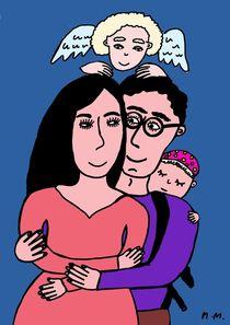 Family by Maria Maksimova