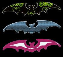 A Little Batty by kittymisty