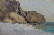 The Rocks at Vallieres von Odilon Redon