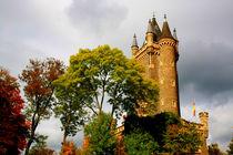 Historische Altstadt Dillenburg mit Wilhelmsturm von Marita Zacharias
