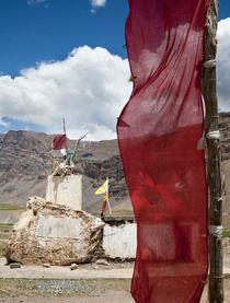 Buddhist Himalayan stupa  by studio-octavio