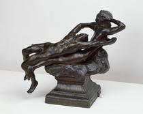 Love Fleeing by Auguste Rodin