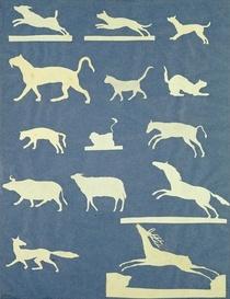 Animals  by Philipp Otto Runge