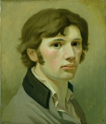 Self-portrait by Philipp Otto Runge