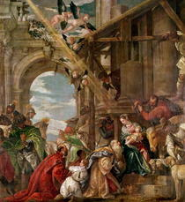 Adoration of the Kings von Paolo Veronese