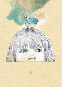 Bluebird von Sabine Israel