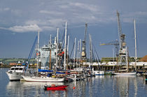 Falmouth Harbour and Docks von Rod Johnson