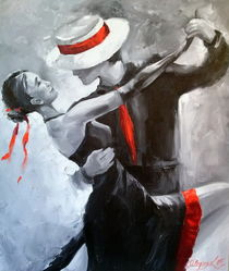 'Our tango' by Olha Darchuk