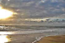 Nordseestrand von Ute Bauduin