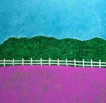 'Lavender field' by giart