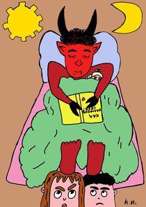 Devil by Maria Maksimova