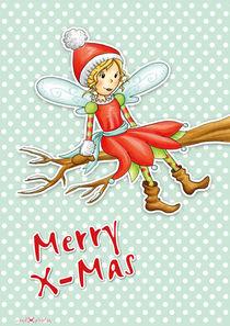 Weihnachtsfee Rosalie Merry X-Mas by Gosia Kollek