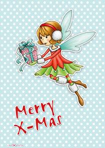 Weihnachtsfee Viola Merry X-Mas by Gosia Kollek