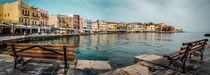 Der venezianische Hafen von Chania by Ralf Ketterlinus