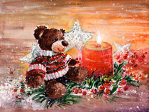 First Advent For Truffle McFurry by Miki de Goodaboom