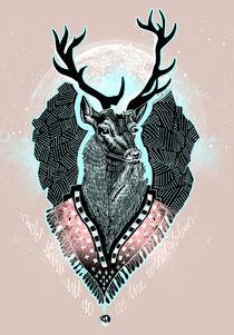 Wind Deer von Süyümbike Güvenç
