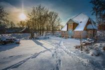 ... winter in niedersachsen by Manfred Hartmann