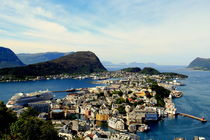 Norwegen Alesund by Michael Schlesinger