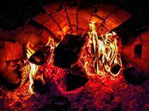 On Fire by GabeZ Art
