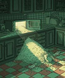 Micro Wave by Siou Escallon