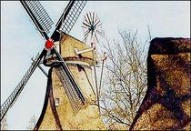 Stadtbilder  Holland Windmühle by bilddesign-by-gitta