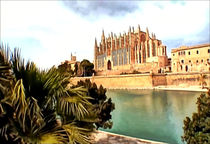 Stadtbilder  Mallorca Kathedrale by bilddesign-by-gitta