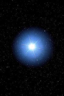 Stern Sirius - Sirius Star von monarch
