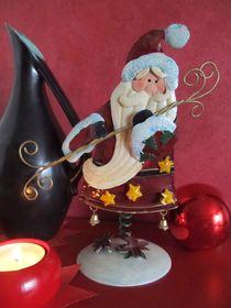 Weihnachtsdekoration_01 von Angelika  Schütgens