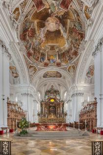 Hochaltar Basilika St. Martin   Weingarten von Thomas Keller