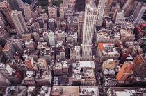 Manhattan von oben von goettlicherfotografieren