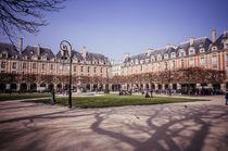 Place des Vosges, Paris von goettlicherfotografieren