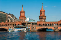 Berlin Oberbaumbrücke I von elbvue von elbvue