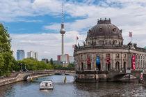 Berlin Museumsinsel I von elbvue by elbvue