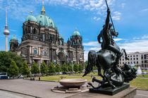 Berliner Dom II von elbvue by elbvue