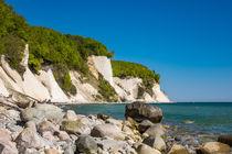 Ostseeküste auf der Insel Rügen von Rico Ködder