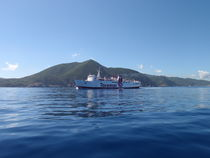 Italian Ferry von Malcolm Snook